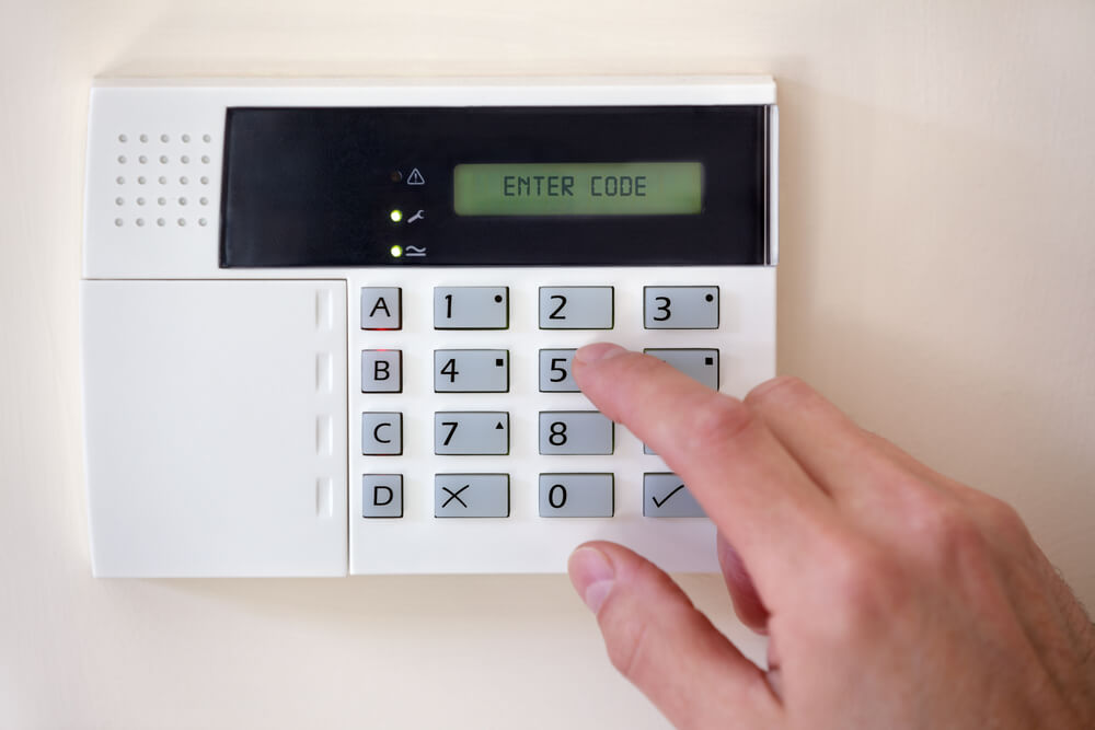 burglar alarm company west london